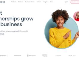 affiliate marketplaces - impact